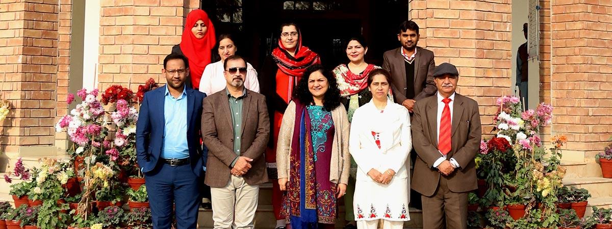 The Govt  Sadiq College Women University, Bahawalpur
