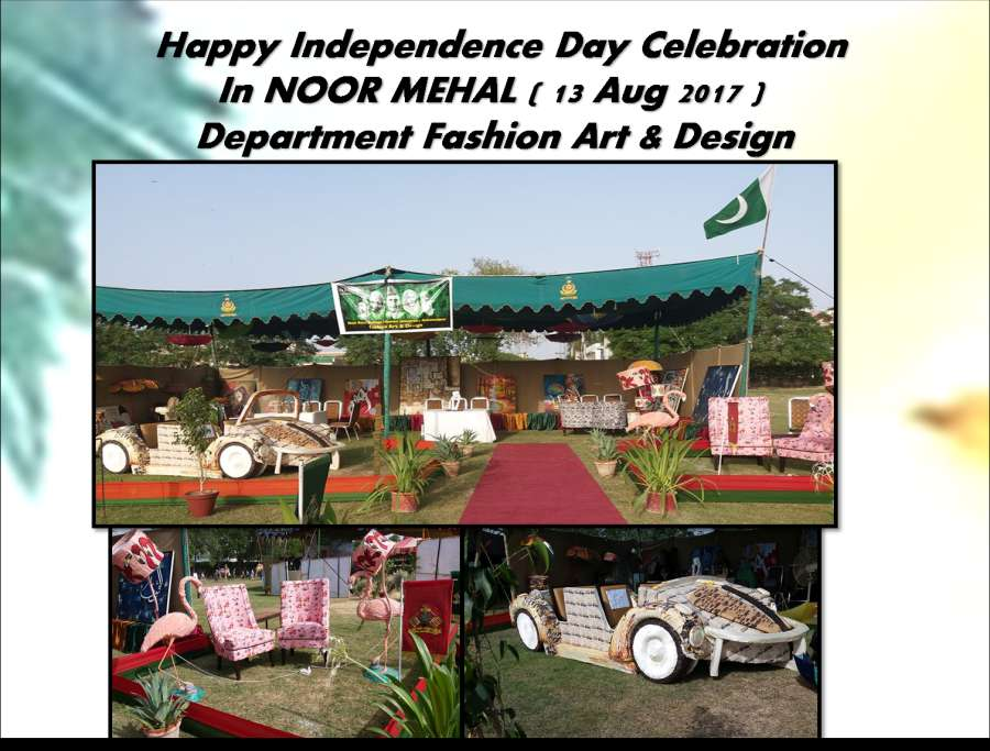 Independence Day Celebration in Noor Mehal 13-08-2017